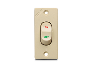 cona deluxe Hero 1 Way Switch 6A
