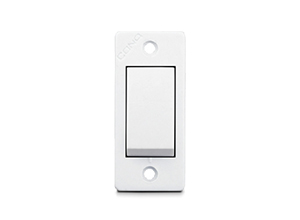 cona deluxe jazz 1 way switch 6A