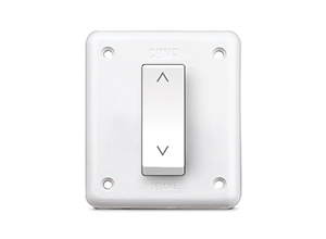 cona deluxe Deluxe Gold 2 Way Switch 16A